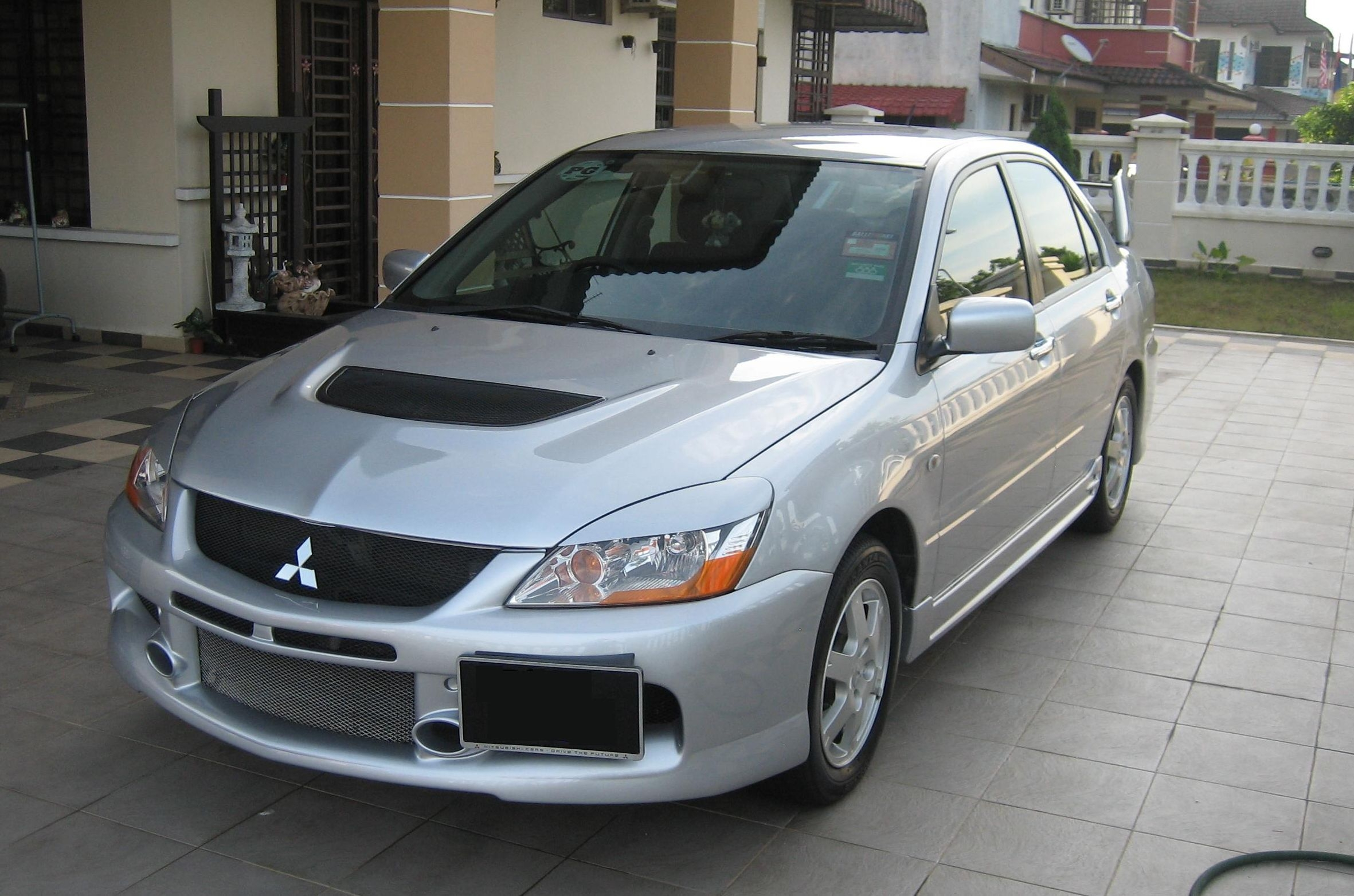 Another kimi_chan 2007 Mitsubishi Lancer post... - 10882693