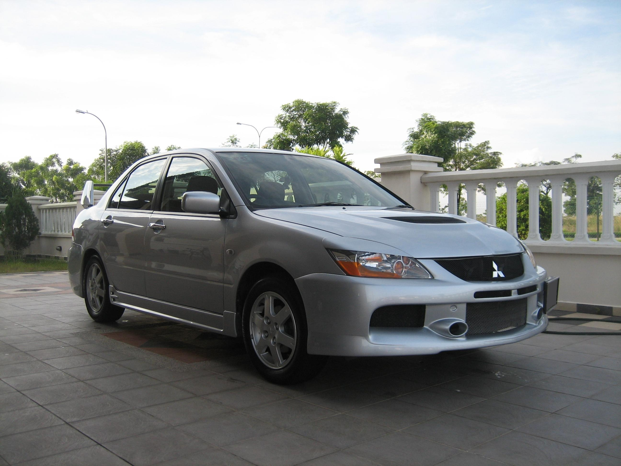 Another kimi_chan 2007 Mitsubishi Lancer post... - 10882695