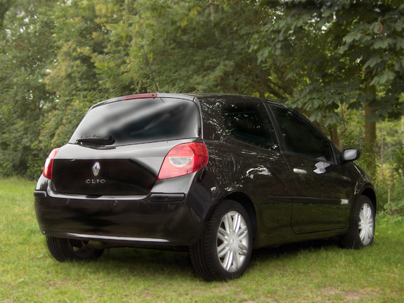 mzondag 2006 renault clio specs photos modification info at cardomain. Black Bedroom Furniture Sets. Home Design Ideas
