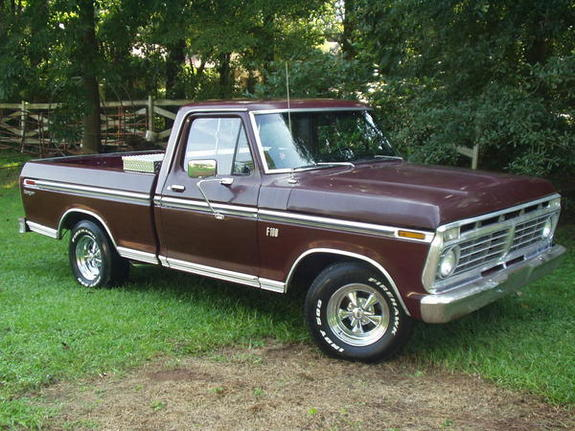Ford F 150 Truck Bed Dimensions >> TravisGKirby 1973 Ford F150 Regular Cab Specs, Photos, Modification Info at CarDomain