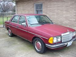 ThaChamp 1979 Mercedes-Benz 280SE
