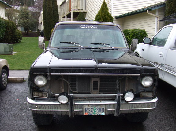 Mudslutup 1979 GMC Jimmy Specs, Photos, Modification Info at CarDomain