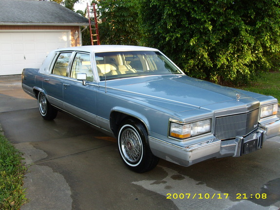 Another mrbrian1977 1992 Cadillac Brougham post... - 10886941