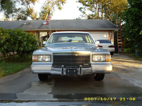 Another mrbrian1977 1992 Cadillac Brougham post... - 10886942