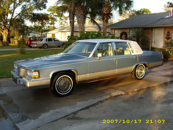 Another mrbrian1977 1992 Cadillac Brougham post... - 10886944