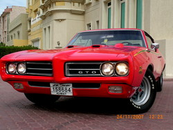 talal___alansaris 1969 Pontiac GTO