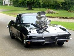 hotrodder1s 1965 Chevrolet Corvette