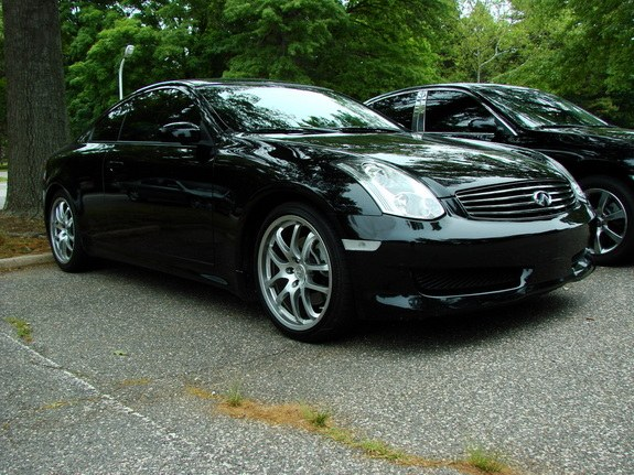 Another sikkstreets 2007 Infiniti G post... - 9351190