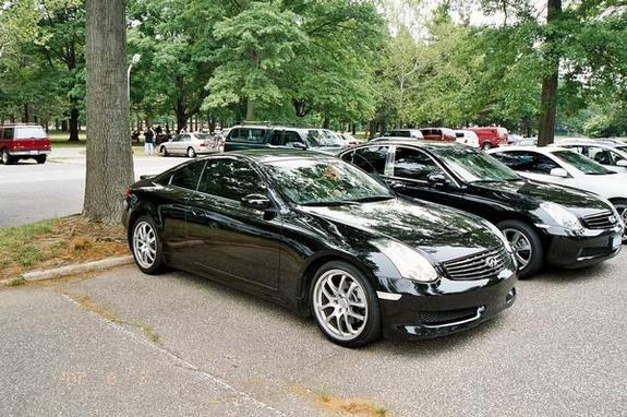 Another sikkstreets 2007 Infiniti G post... - 9351191