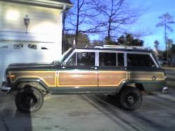 greenwagoneers 1988 Jeep Grand Wagoneer