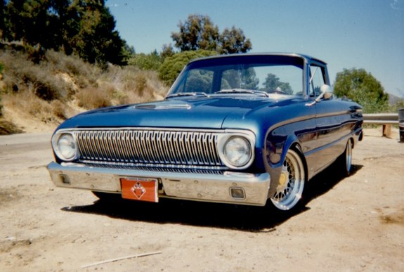 95TROOPER's 1962 Ford Ranchero
