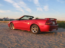 VNEMUSs 2001 Ford Mustang
