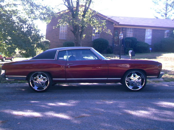 Another DaBayRepresenta 1970 Chevrolet Monte Carlo post... - 10888273