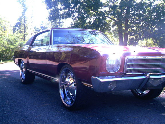 Another DaBayRepresenta 1970 Chevrolet Monte Carlo post... - 10888274