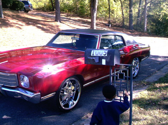 Another DaBayRepresenta 1970 Chevrolet Monte Carlo post... - 10888275