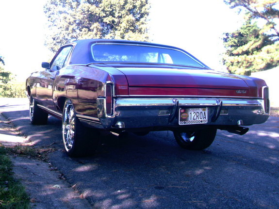 Another DaBayRepresenta 1970 Chevrolet Monte Carlo post... - 10888277
