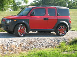 rollertoaster 2005 Honda Element
