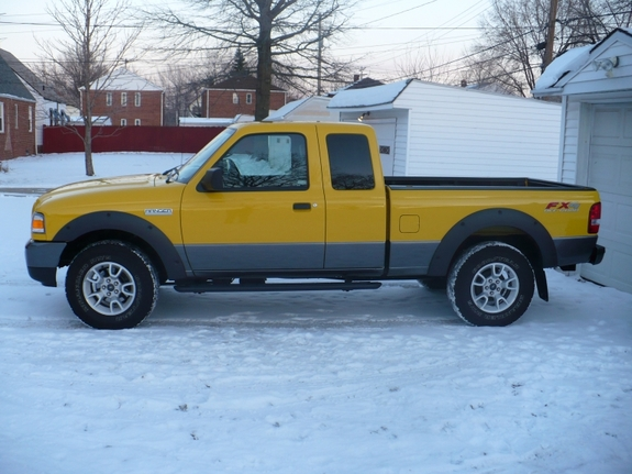 Tribefan77's 2007 Ford Ranger Regular Cab