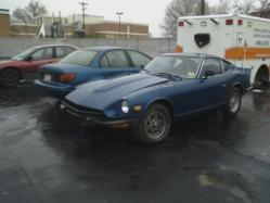RestoreMes 1974 Datsun 260Z