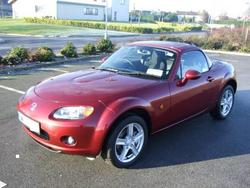 mrgess 2008 Mazda Miata MX-5