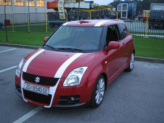 viperzg 2007 suzuki swift specs photos modification info at cardomain. Black Bedroom Furniture Sets. Home Design Ideas