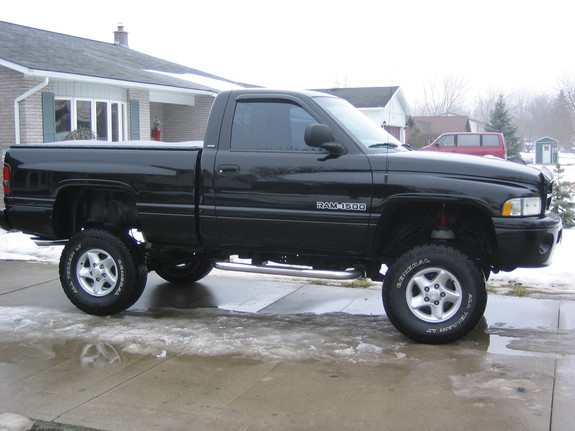Step Bars For 2001 Dodge Ram