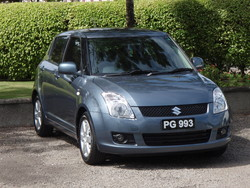 Mc-II 2008 Suzuki Swift