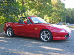 rotoray40s 1991 Mazda Miata MX-5