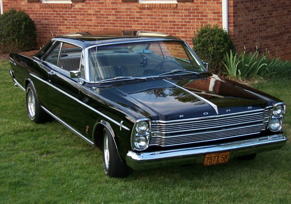 mrdonkey2u 1966 Ford Galaxie 10894740