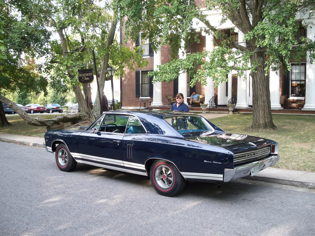 A1967 1967 Pontiac Beaumont 10894618