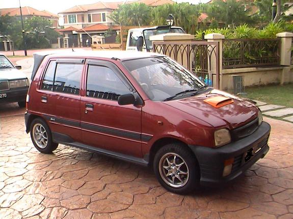 Another wandj 1997 Daihatsu Mira post... - 10895899