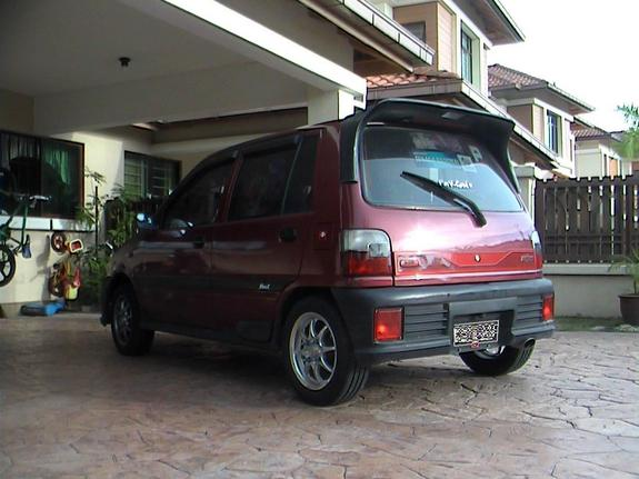 Another wandj 1997 Daihatsu Mira post... - 10895900