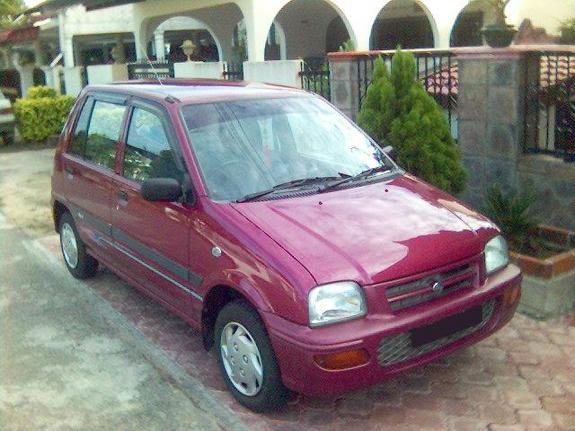 Another wandj 1997 Daihatsu Mira post... - 10895904