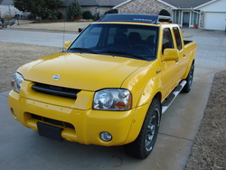 zccsolutions 2002 Nissan Frontier Crew Cab