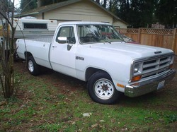 Racer900s 1988 Dodge D150 Club Cab