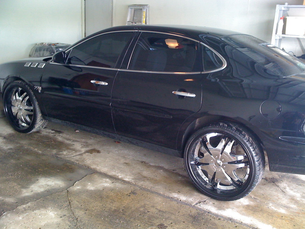 Another blackan3 2007 Buick LaCrosse post... - 10894558