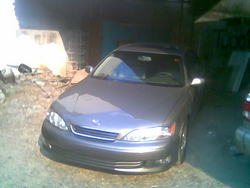 Chiness_TraFFics 2000 Lexus ES