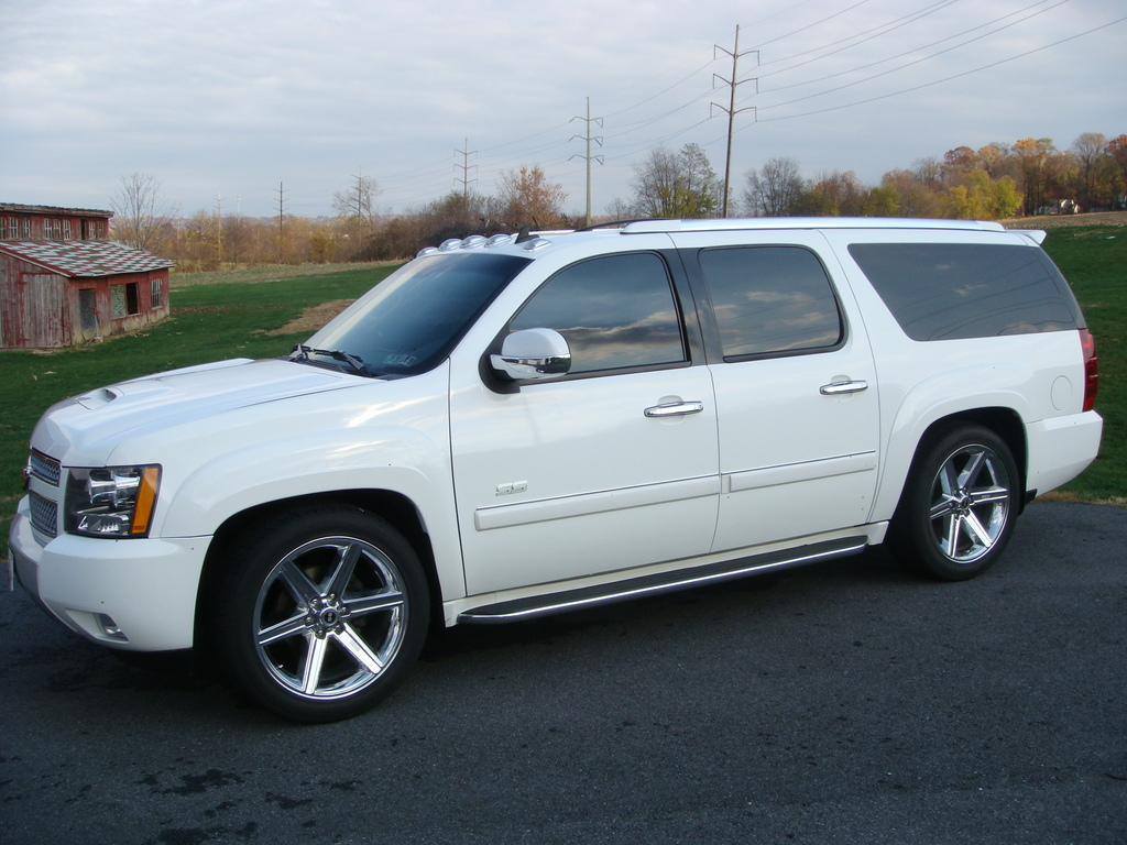 ispray 2007 chevrolet suburban 1500 specs photos. Black Bedroom Furniture Sets. Home Design Ideas
