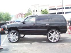 brucebruce45s 2002 Chevrolet Tahoe