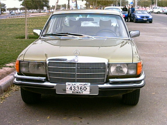 Another q8e500 1977 Mercedes-Benz S-Class post... - 10905480