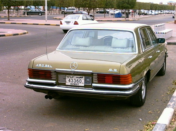 Another q8e500 1977 Mercedes-Benz S-Class post... - 10905481