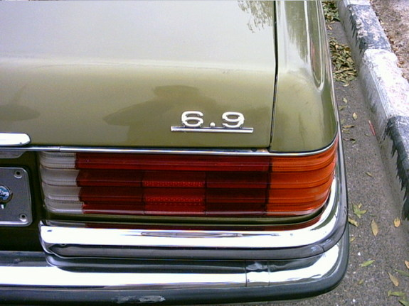 Another q8e500 1977 Mercedes-Benz S-Class post... - 10905483