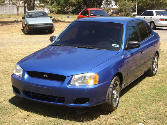 Another spfbrioturbo 2001 Hyundai Accent post... - 10899073
