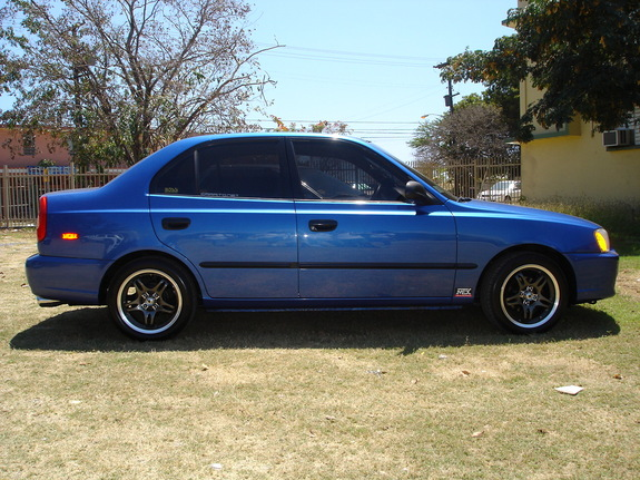 Another spfbrioturbo 2001 Hyundai Accent post... - 10899074