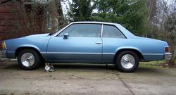 loneagles 1980 Chevrolet Malibu