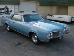 teacherofphysics 1968 Oldsmobile Delmont 88