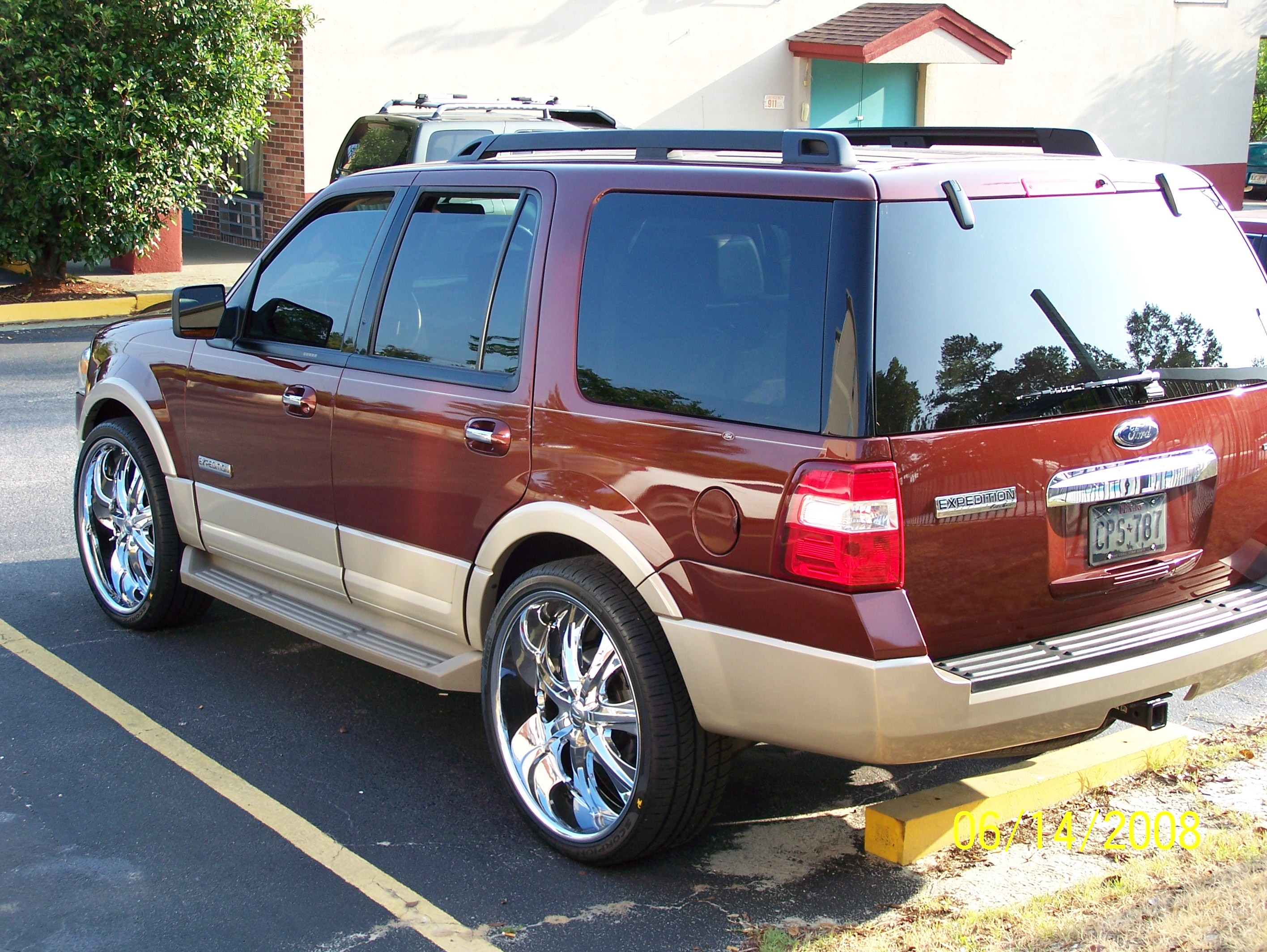 ExpyOn4s 2007 Ford Expedition