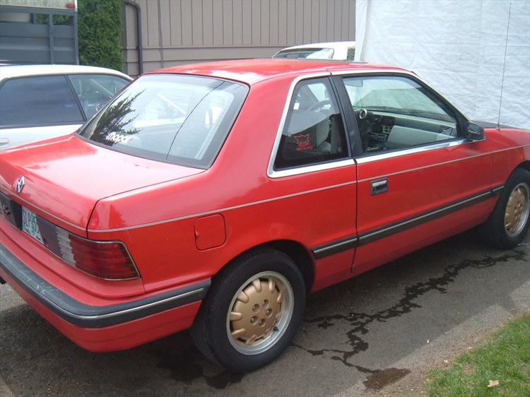 Another 2fast2dodge 1987 Plymouth Sundance post... - 9353866
