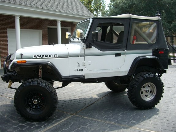 Another DJFriar 1989 Jeep YJ post... - 9353972