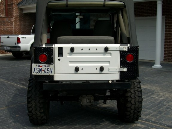 Another DJFriar 1989 Jeep YJ post... - 9353973